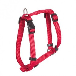 Postroj Basic Nylon - Red