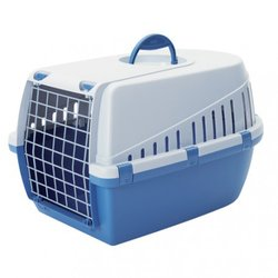 Vari Kennel Cages Trotters - Blue