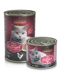 LEONARDO Pure Poultry 800 g canned