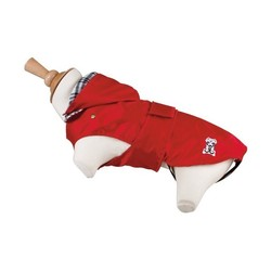 Obleček ''Tonga'' Raincoat - Red