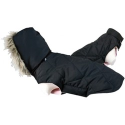 Obleček Inuit Jacket with Hood - Black 2