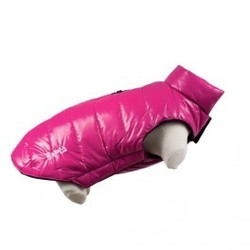 Obleček Fun Fashion Down Jacket - Pink 1