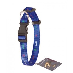 Obojek Simple Nylon - Blue