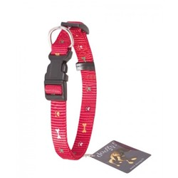 Obojek Simple Nylon - Red