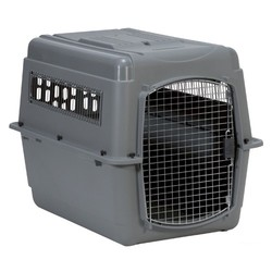 Vari Kennel 300 Inter - Gray 81 x 57 x 61 cm