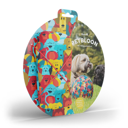 Pet Balloon Colourful for Dogs 2