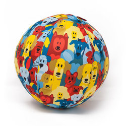 Pet Balloon Colourful for Dogs